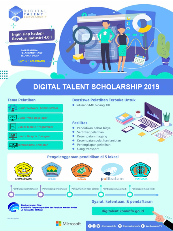 Digital Talent Schol.